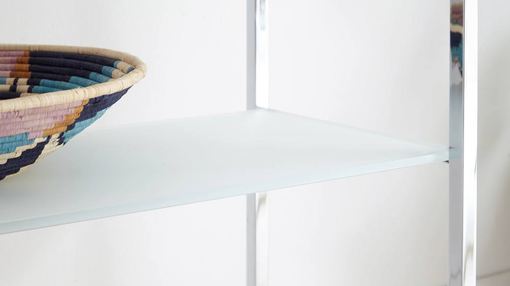 White Gloss Console Table Good Runner