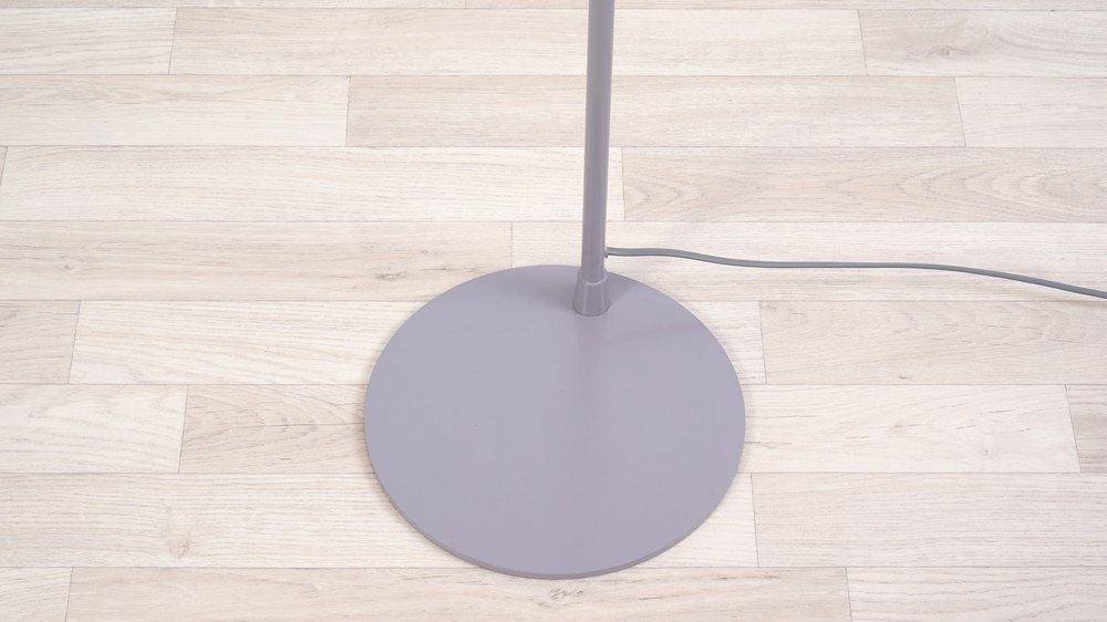 Buy matt grey floor lamps
