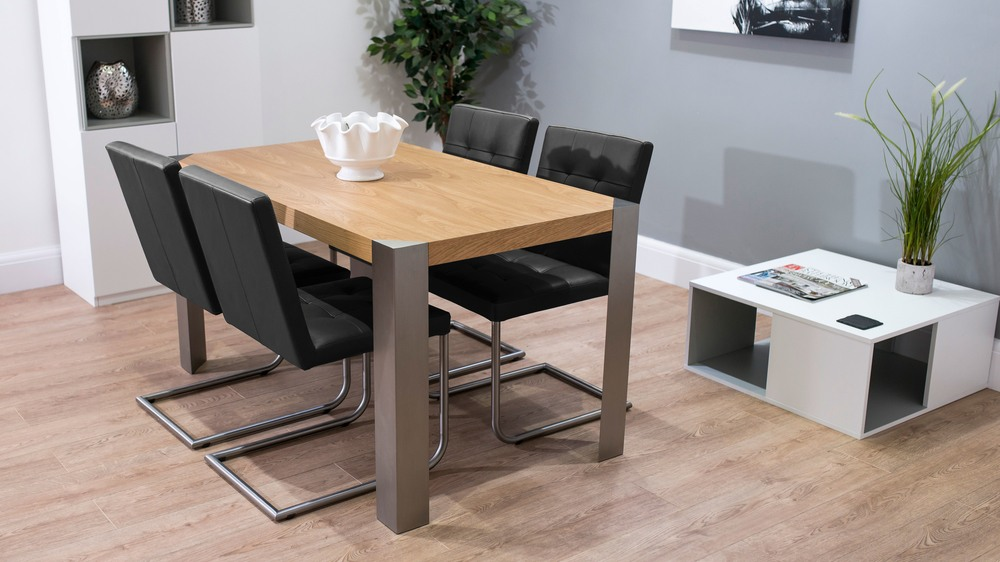 Modern 4 Seater Dining Set