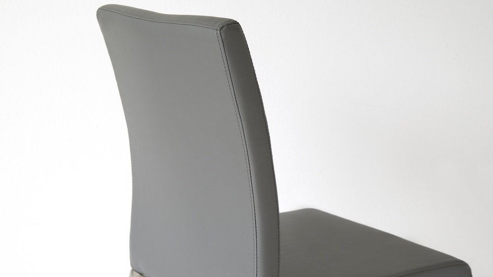 Modern Grey Dining Chairs