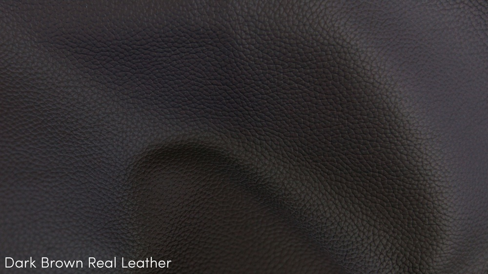 Brown Real Leather