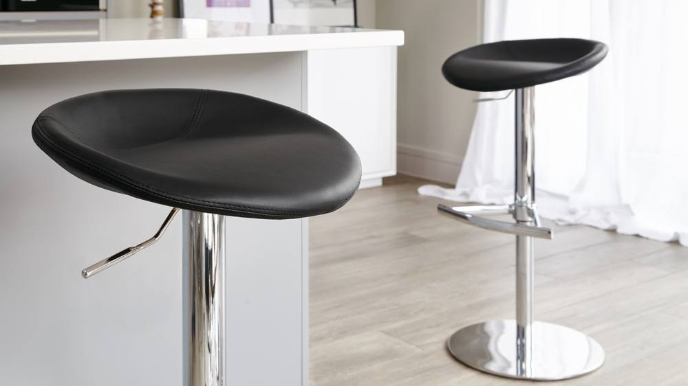 Chrome Based Bar Stools