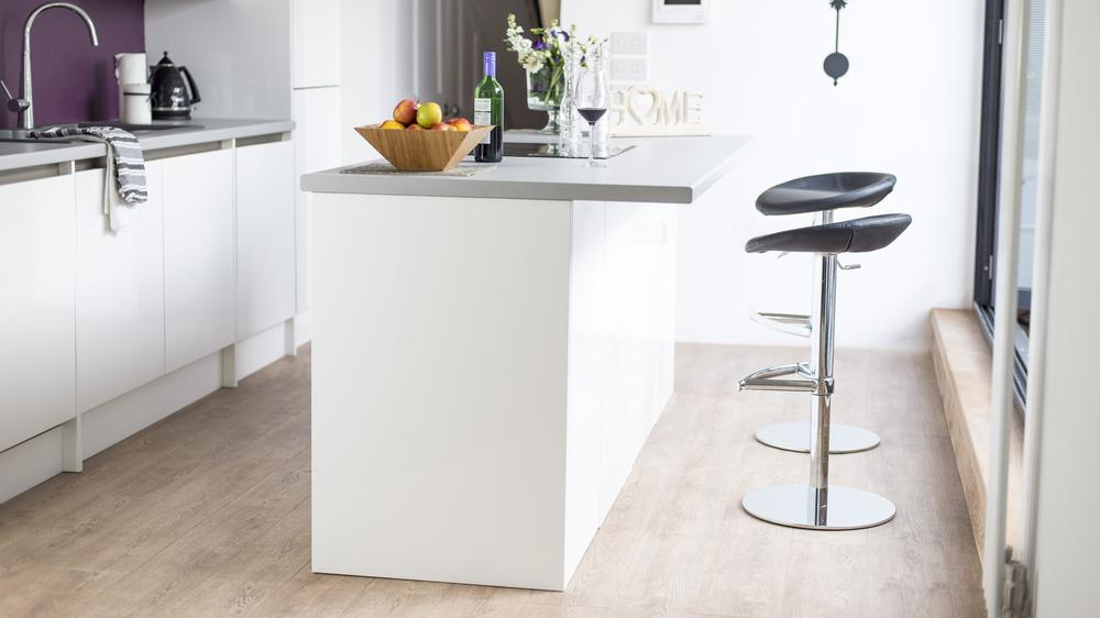 Modern Gas Lift Bar Stool UK Delivery