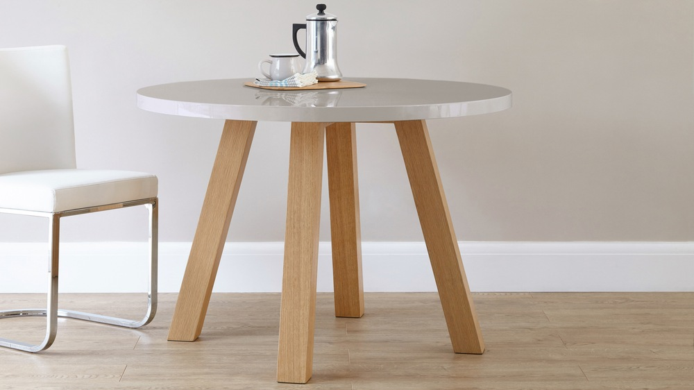 Round 4 Seater Dining Table UK
