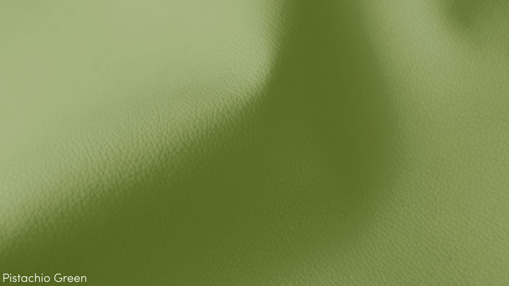 Light Green Faux Leather UK