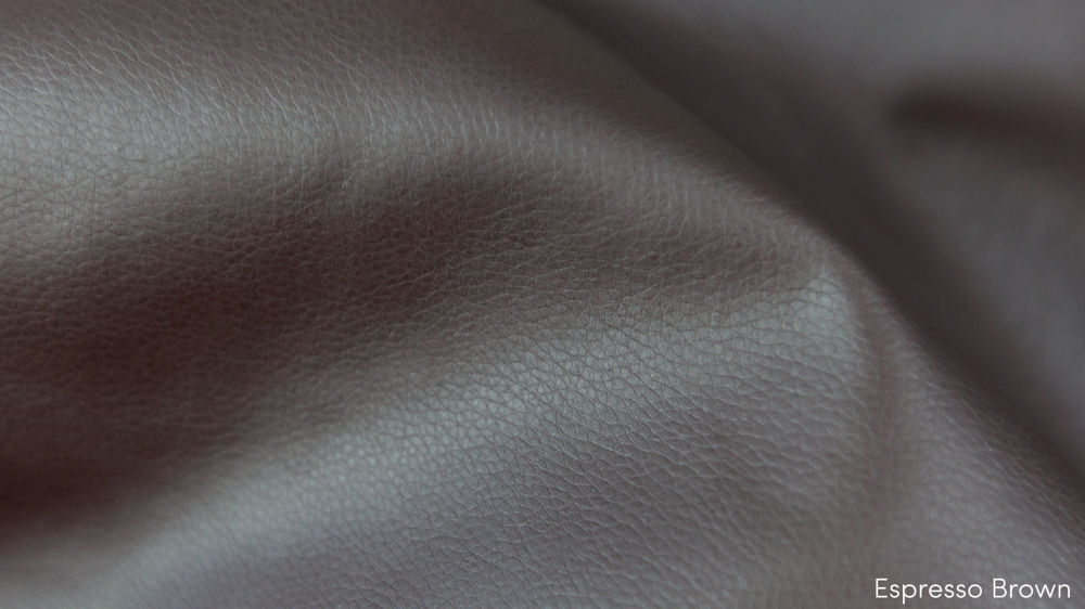 Dark Brown Leather Sample