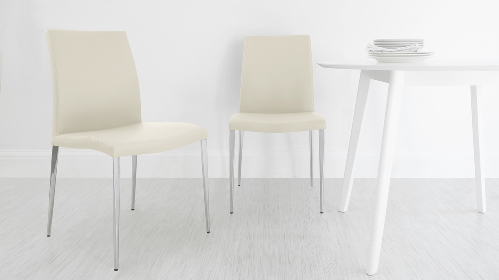 Cream Dining Chairs UK