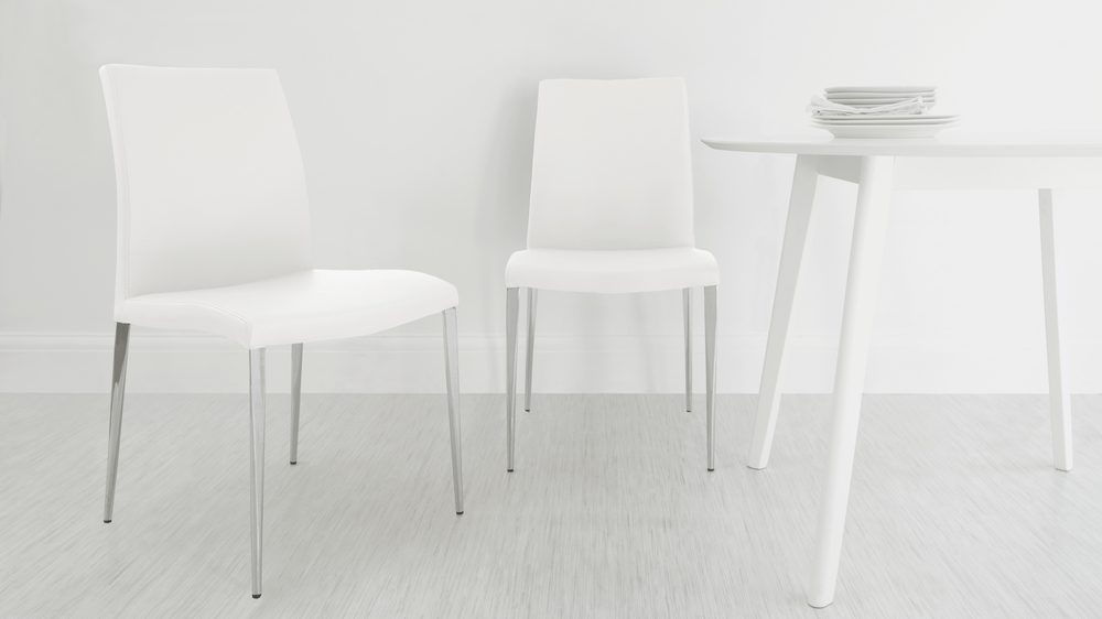 Cheap White Dining Chairs