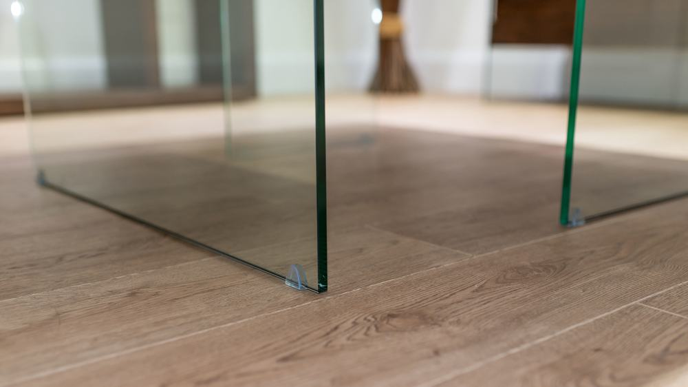 Glass Based Dining Table