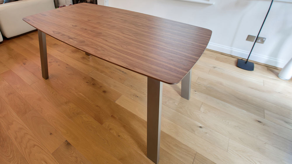 Contemporary Wooden Extending Dining Table