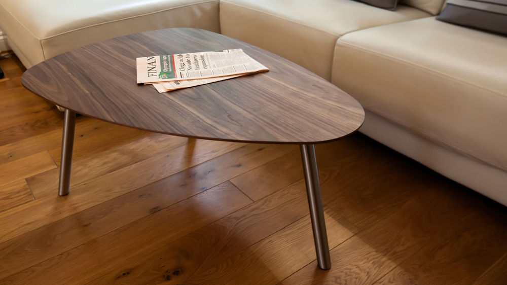 walnut coffee table. Walnut Coffee Table E