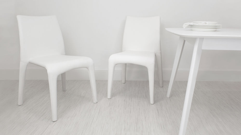 Cheap White Dining Chairs UK