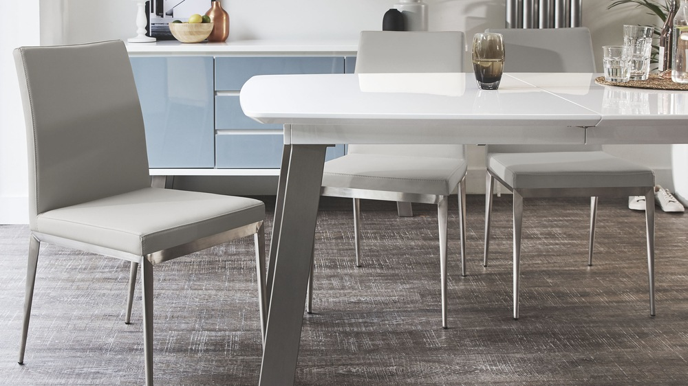 Buy white gloss dining table