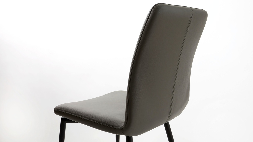 Buy real leather stylish chair