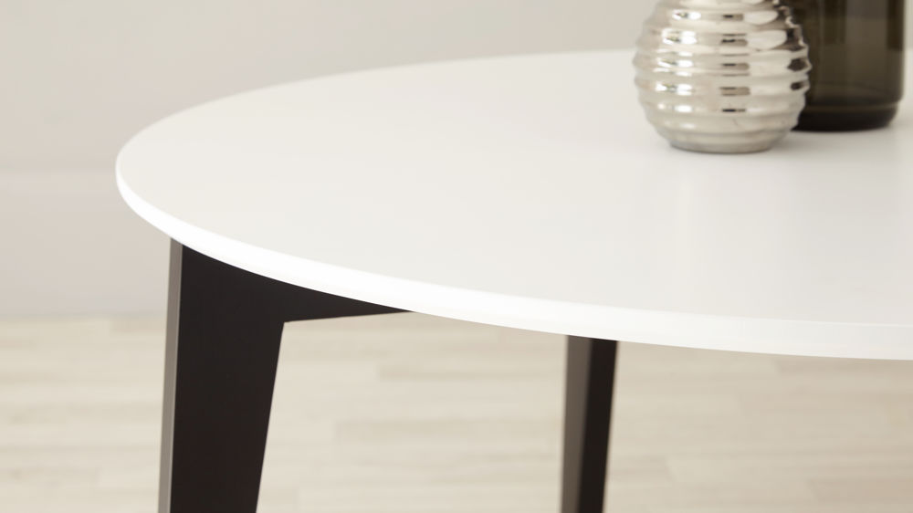 Black And White Coffee Table UK Delivery