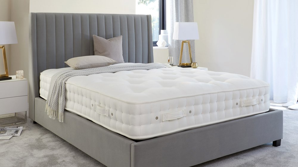 Boutique Opulence 2400 Pocket Spring Double Mattress