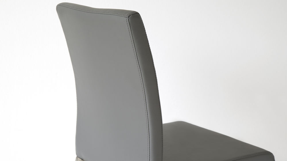 stylish grey dining chairs uk