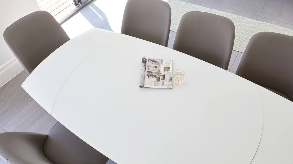 large extending tables