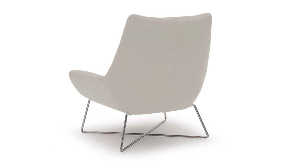 Contemporary Grey Arm Chair