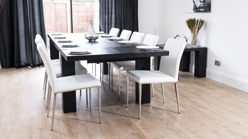 Extending Dining Table Seats 14 Images
