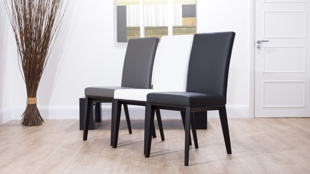 Premium Leather Dining Chairs