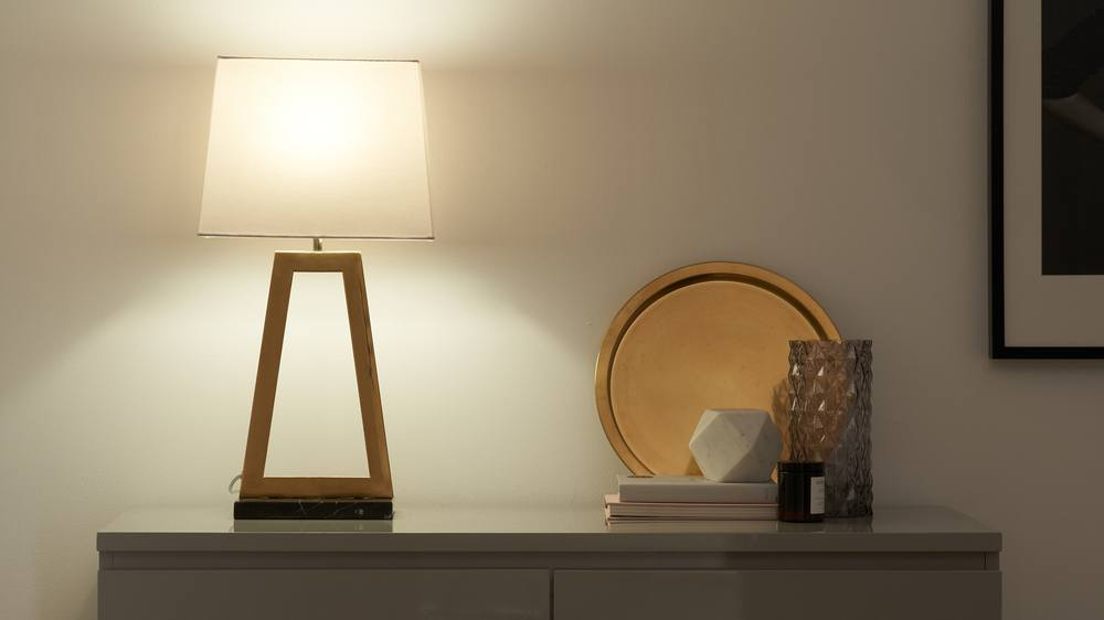 Cosy table lamps