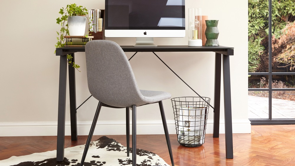 Stylish Black Desk