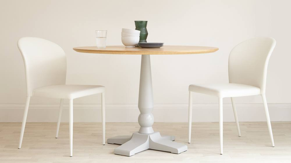 4 Seater Round Kitchen Table