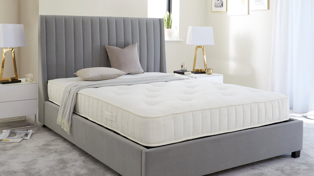 Comfort Bliss 1000 Pocket Sprung Super King Mattress
