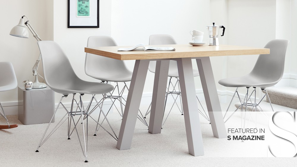 Modern and Contemporary Wooden Dining Set