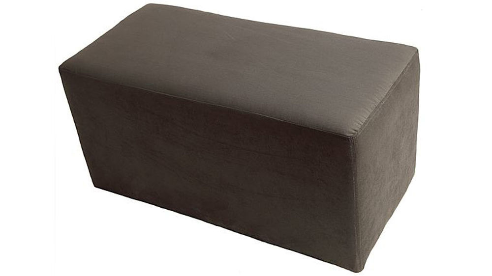 Large Cube Stool 900mm Commercial Seating Bench Wide Colour Range