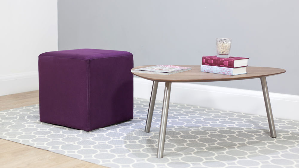 Stylish Cube Stools UK