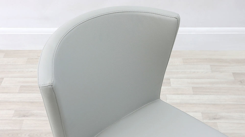 Cushioned dining chairs