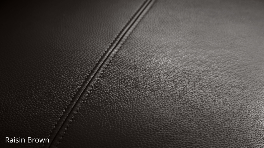 Brown quality leather