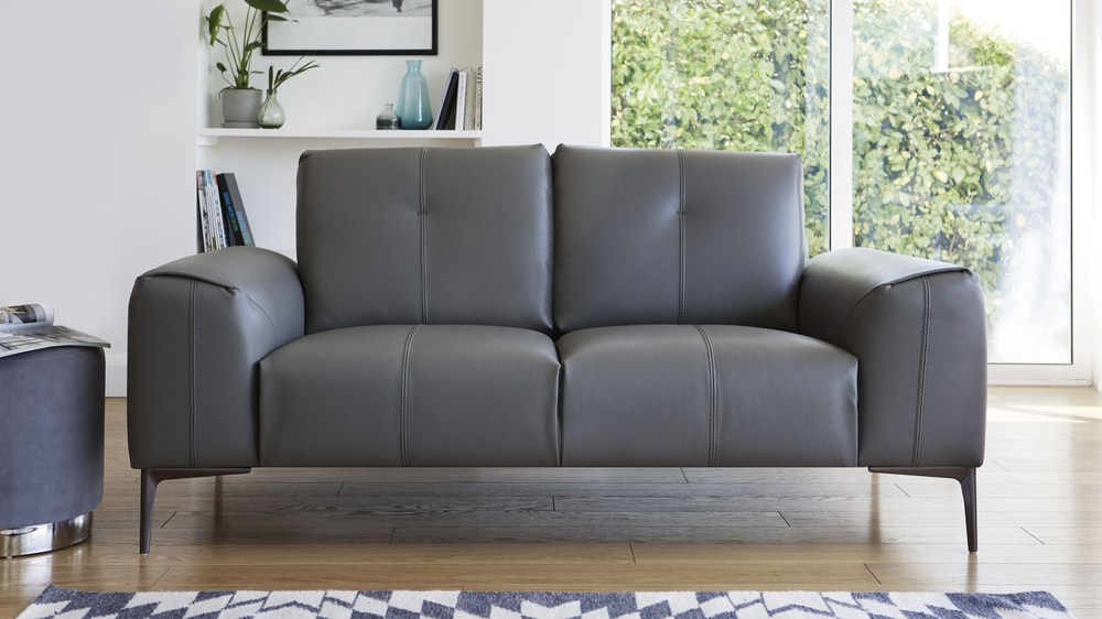 Buy 2 seater leather sofa UK