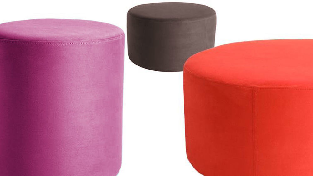 Modern Low Round Bar Stools Commercial Or Home Use
