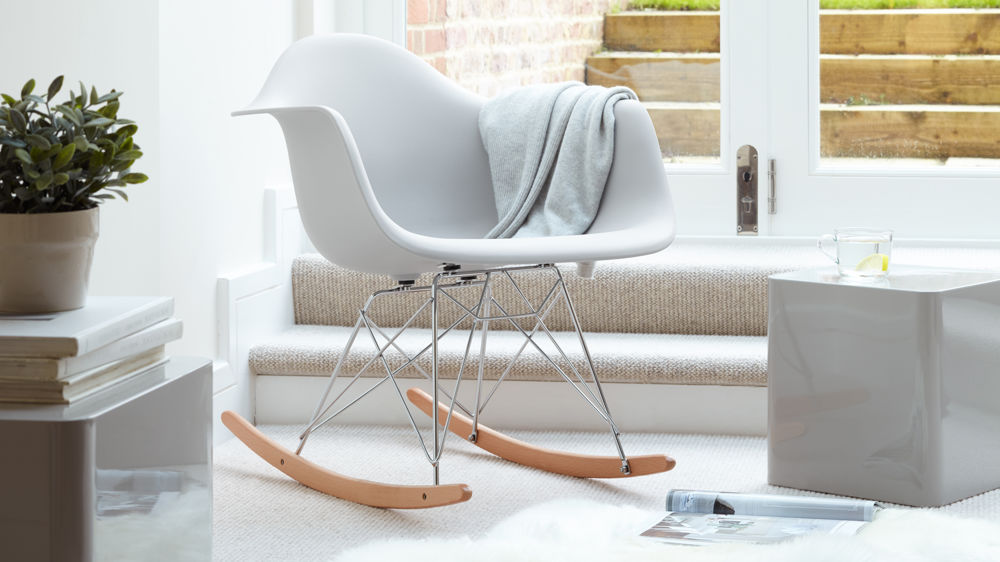 eames rocking chair original price charles dimensions iconic design fast delivery rar replica