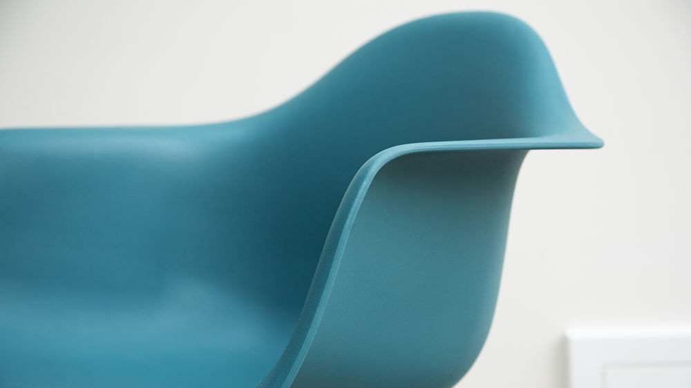 Arm Chair in Teal UK