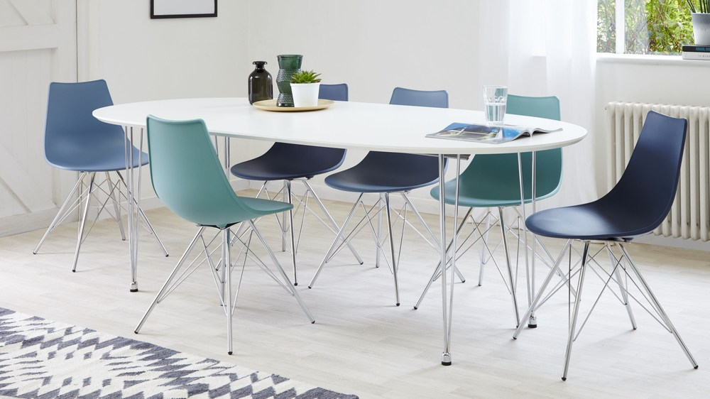 Bright extending Dining Set