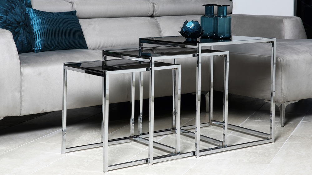 Coffee Tables that Store Inside Eachother