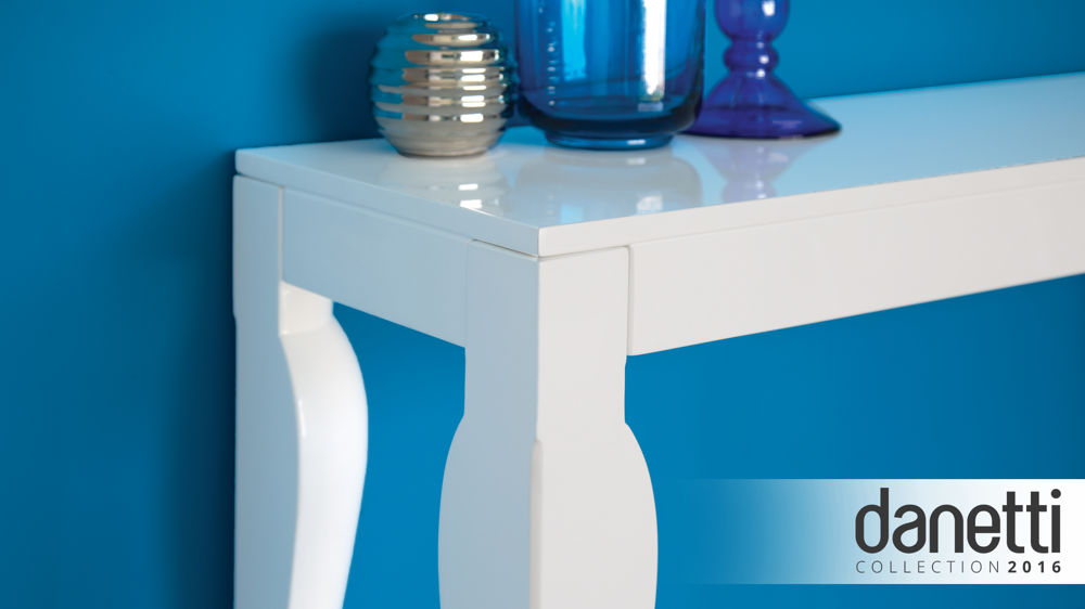 Modern Gloss Console Table