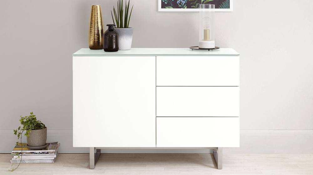 Small spacious sideboard