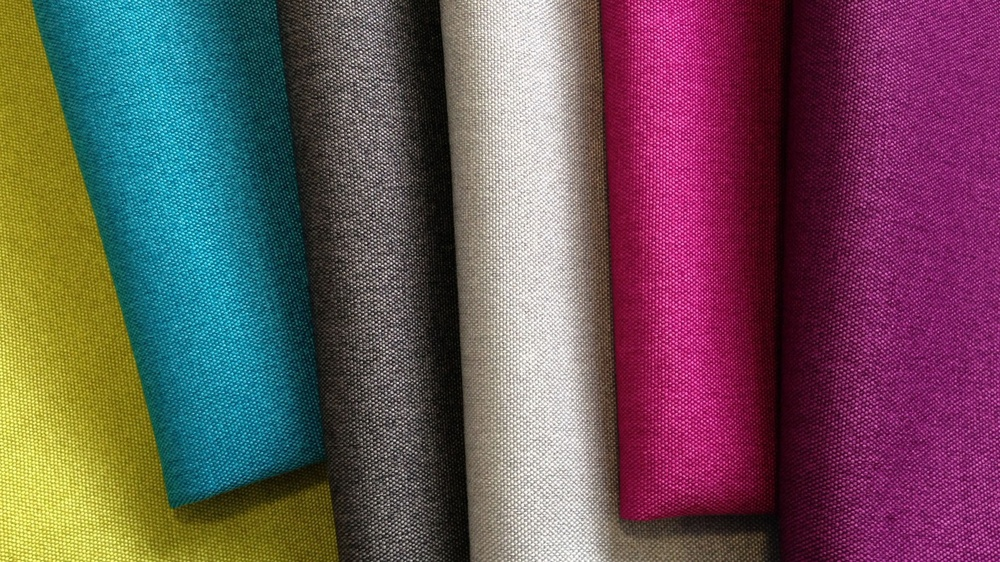 Multi-coloured Fabric