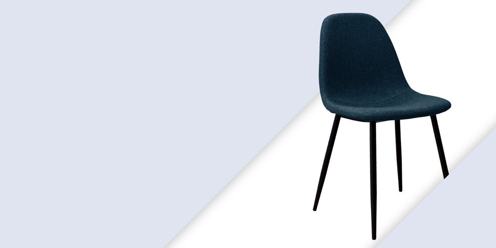 Zilo Fabric Dining Chair