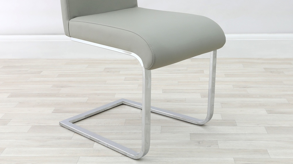 Chrome Legged Dining Chairs under £100