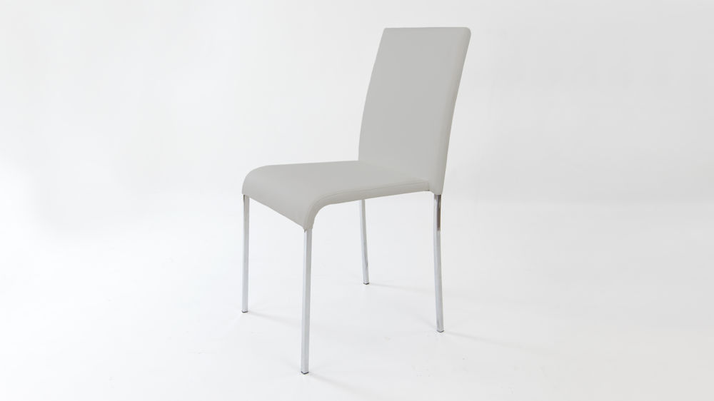 Grey Faux Leather Dining Chairs UK