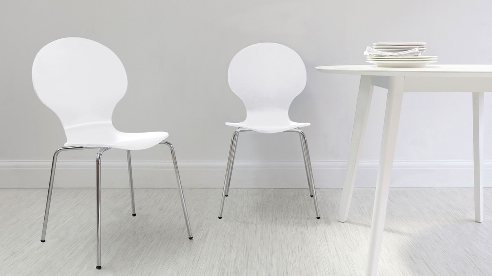 Fern Stackable Dining Chair Danetti