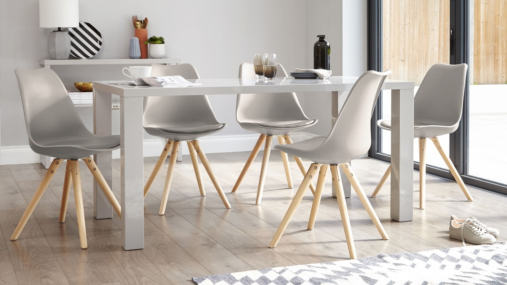 Statement dining set