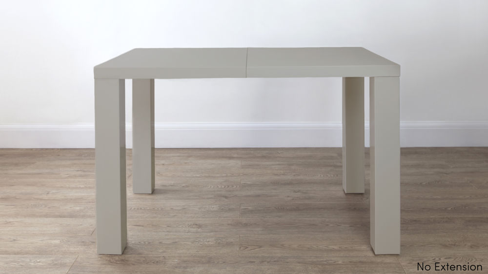 Stylish Grey Dining Table
