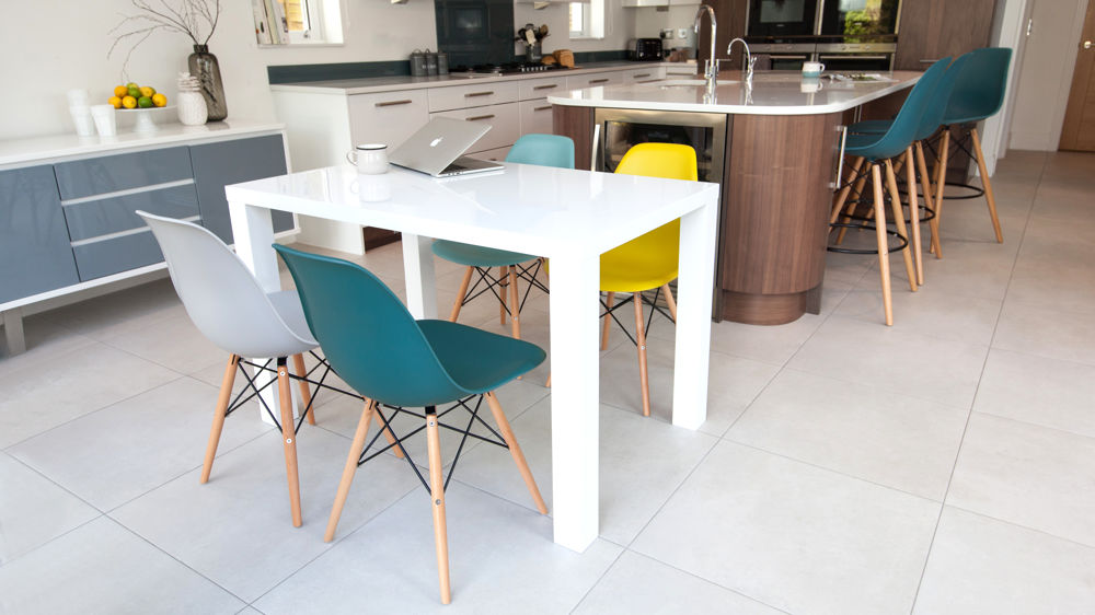 Eames Style Dining Chairs and Bar Stools